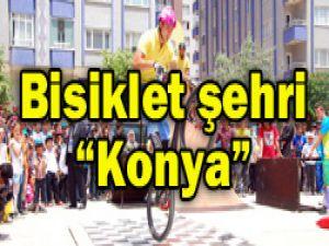 Büyükşehirden Bisiklet-Velesbit günü