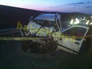 Ticari araç minibüsle çarpıştı! 6 ölü 6 yaralı