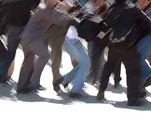 Konyada iki aile arasında kavga: 14 yaralı