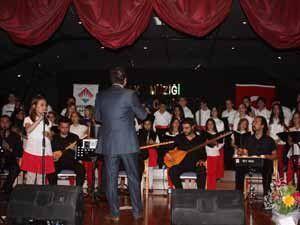 Bahçeşehir Kolejinden muhteşem konser
