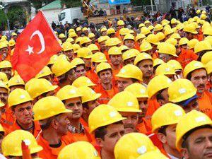 Gurbetçi işçi hakkını arıyor