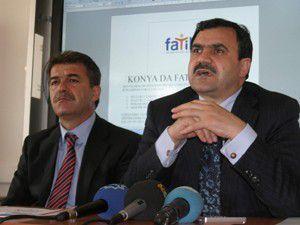 Konyada Fatih Projesi tanıtıldı