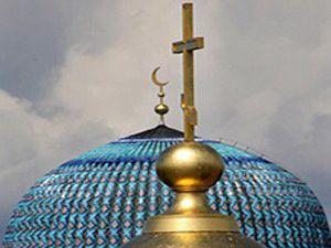Dinler arası diyalogda ezan eksik okundu!