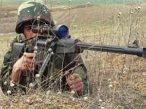 Sınırda çatışma: 5 Azeri askeri öldürüldü