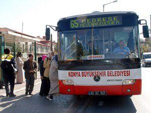 Belediye otobüslerinde tek kart dönemi