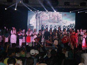 Türkçe Olimpiyatlarına Selva desteği