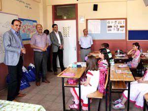 Başkan Altaydan öğrencilere tatil tavsiyesi