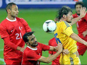 Türkiye galibiyetle bitirdi 2-0