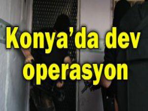 Özel harekatlı operasyon: 30 gözaltı