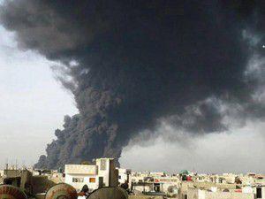Suriyede ölü sayısı 37ye yükseldi