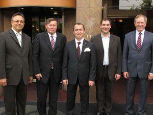 Türk-Macar ortaklığının geleceği konuşuldu