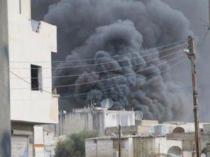 Suriyede katliam