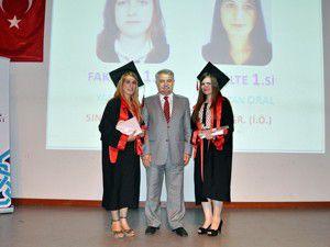 N.Erbakan Üniversitesinde mezuniyet coşkusu