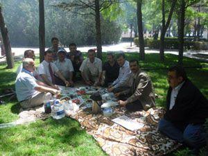 Türk Eğitim-Sen piknikte bir araya geldi