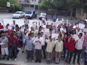 Kuluda 10 bin öğrenci karne aldı