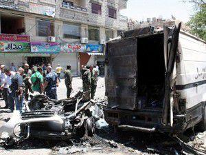 Suriyedeki olaylarda 26 kişi öldü