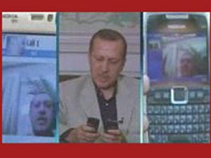 3Gde ilk görüşmeyi Erdoğan yaptı