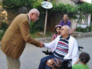 Engellilerin umudu Ümit Çocukları Derneği