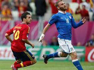 Son şampiyon İtalyayı geçemedi