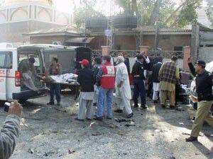 Otobüste patlama: 4 kişi öldü, 40 kişi yaralandı