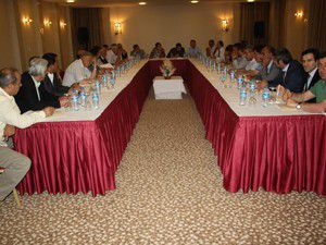 Beyşehir OSB masaya yatırıldı