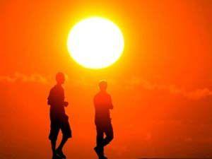 Hava sıcaklıkları mevsim normallerinin üzerinde