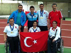 Konyaya Avrupa şampiyonluğu getirdi