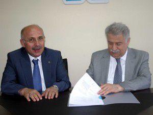 Erbakan Üniversitesi ve Kombassan arasında protokol