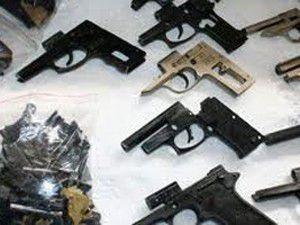 Evinde silah üretimi yapan kişi tutuklandı