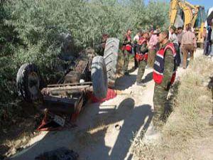 Konyada trafik kazası: 2 ölü, 1 yaralı