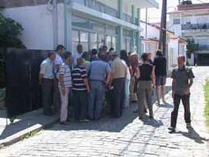 Yunanistanda Türklere yönelik yıkım
