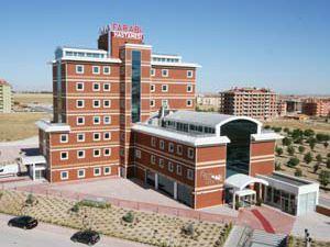 Özel Farabi Hastanesi hasta kabulüne başladı
