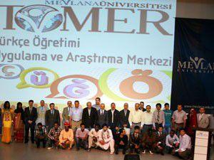 Mevlana Üniversitesinde mezuniyet heyecanı