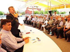 Mahalle meclisi vatandaşlarla bir araya geldi