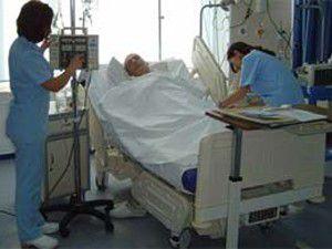 Bir gecede 8 hasta öldü ortalık karıştı