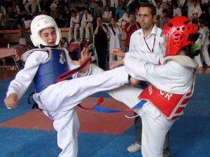 Akşehir Belediyesi tekvando turnuvası başladı
