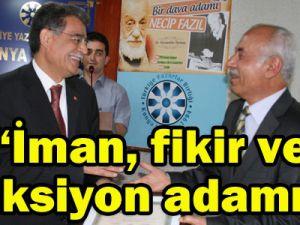Prof. Dr. Bayram TYBde Selçukluları anlattı