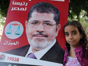 Mısırda zafer Mursinin