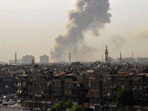 Suriyede olaylarda ölü sayısı 52 oldu