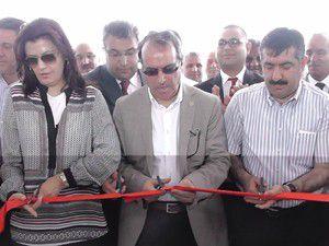 Yeniceobada sosyal tesisler açıldı