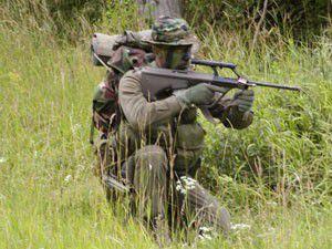 PKKlı grup çembere alındı