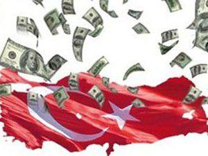 Türkiyeye para yağıyor