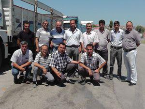 Beyşehirde taşıma sektörü hedef büyüttü