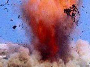 Mayın patladı: 1 çocuk öldü 1 çocuk yaralı