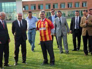 Gül, Kayserispor formasıyla penaltı attı