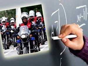 40 bin öğretmen, 30 bin polise onay!