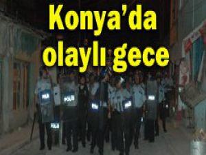 150 polis müdahale etti