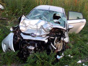 Seydişehirde trafik kazası: 4 yaralı