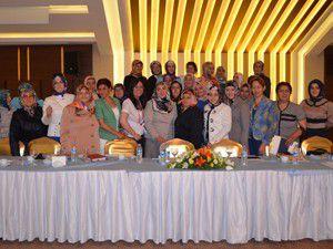 Sorgun: Kadın teşkilatlarımız çok başarılı