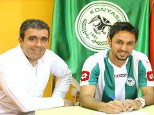 Erdinç Yavuz ile 1 yıllık sözleşme imzalandı